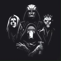 This Sith Image Inspired By Queen Needs To Be A T-Shirt NOW!