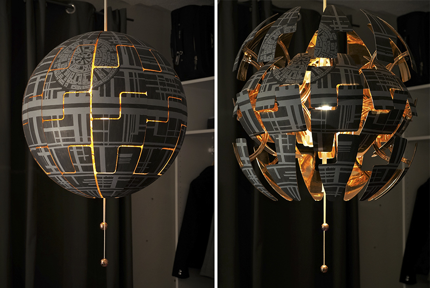 No Bothans Were Killed In Bringing You These Death Star