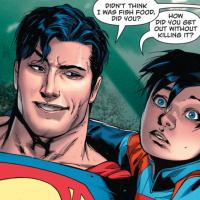 Superdad Superman Makes Super Dad Jokes