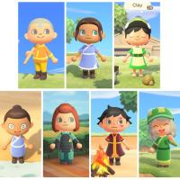 We Love This Recreation Of Avatar: The Last Airbender's Opening Sequence In Animal Crossing