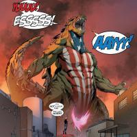 The Awesome American Kaiju!